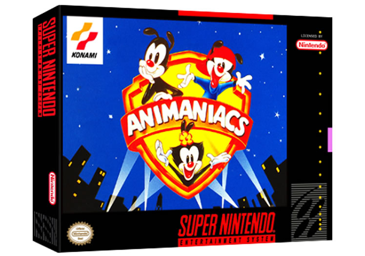 Animaniacs - Super Nintendo