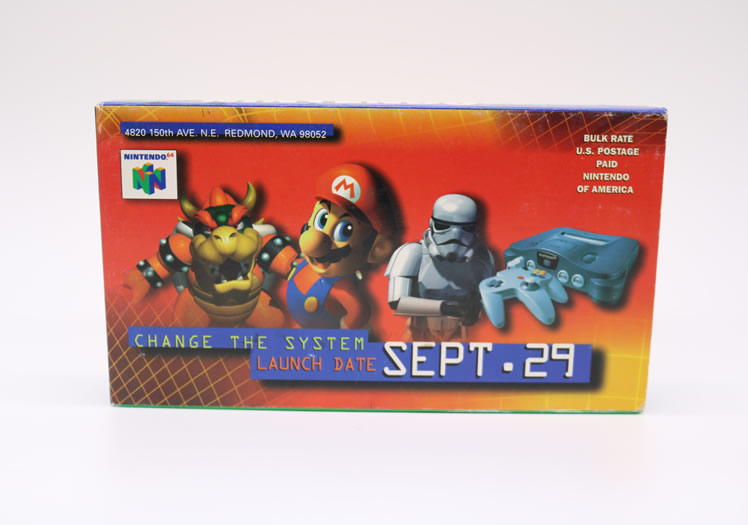 Change The System Promotional VHS!