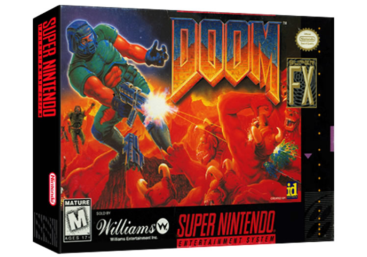 Doom - Super Nintendo
