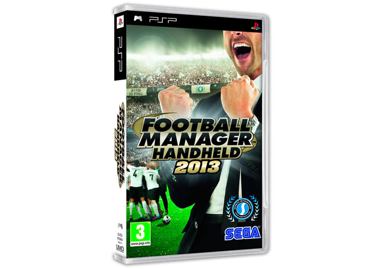 Football Manager Handhel 13 - PSP