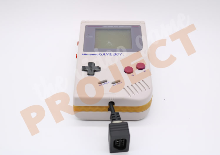 HDMYBOY Limited Edition Game Boy Front