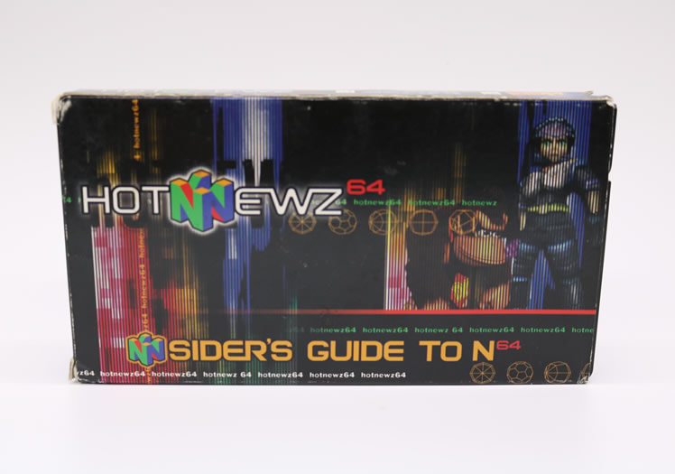 Hot Newz Promotional VHS Tape!