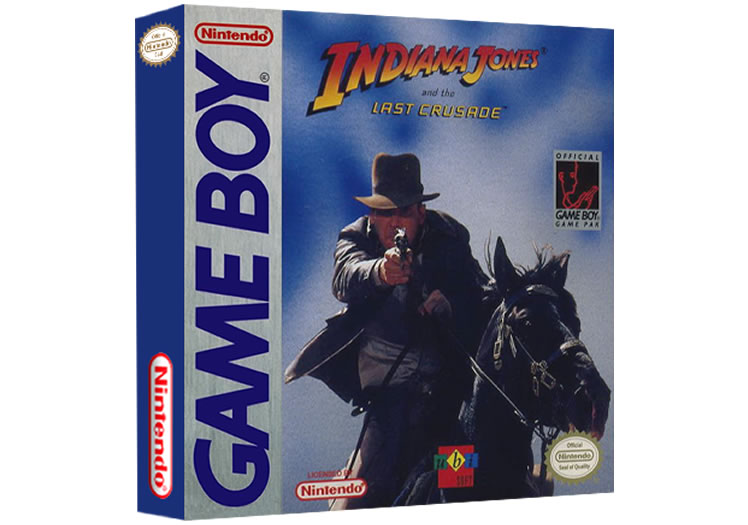 Indiana Jones And The Last Crusade - Nintendo Game Boy