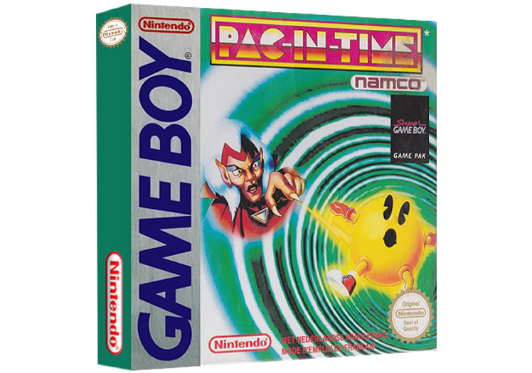 Pac-In-Time - Nintendo Game Boy