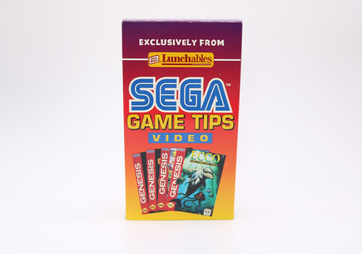 Sega Genesis / Megadrive Promotional Game Tips Video!