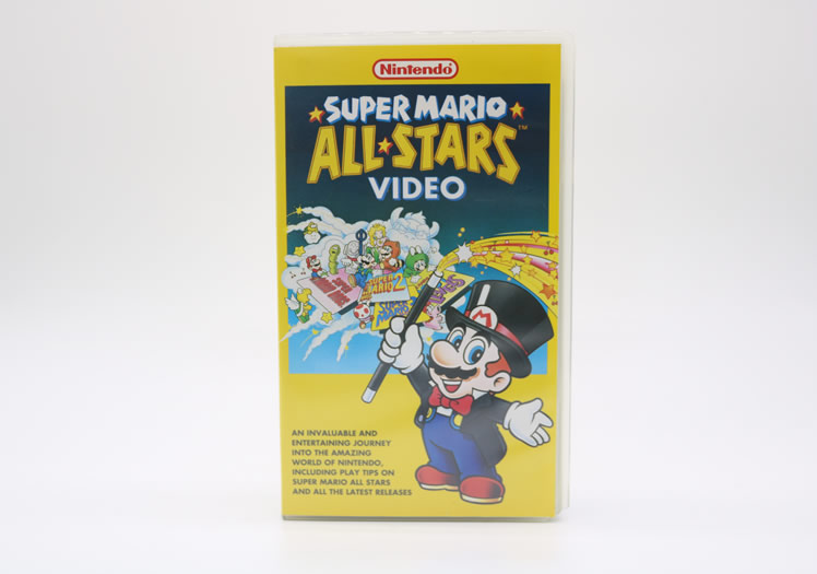 Super Mario All-Stars Video!