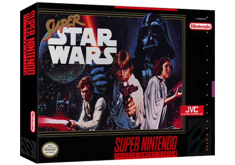 Super Star Wars - Super Nintendo