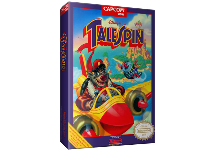 TaleSpin - Nintendo Entertainment System