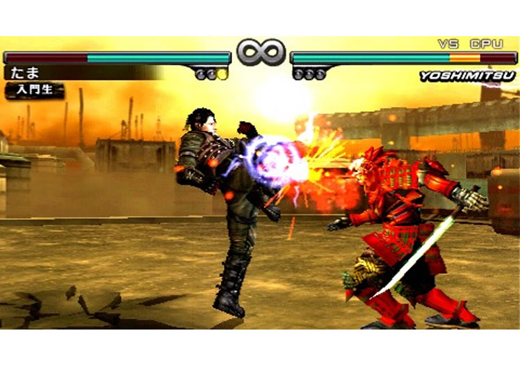 Tekken: Dark Resurrection Press Disc - Image 109