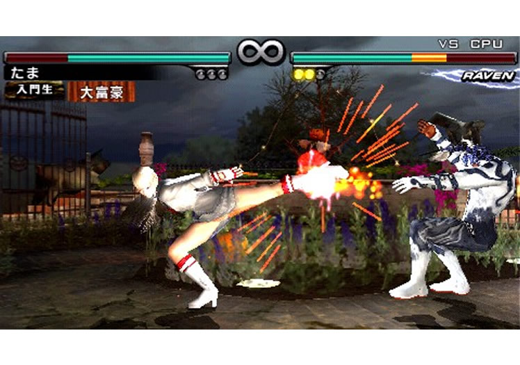 Tekken: Dark Resurrection Press Disc - Image 119