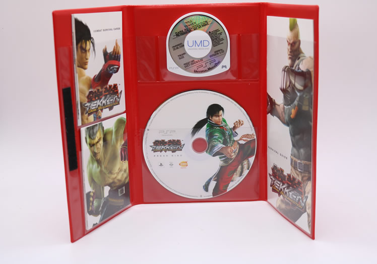 Tekken: Dark Resurrection Press Kit - Image 02