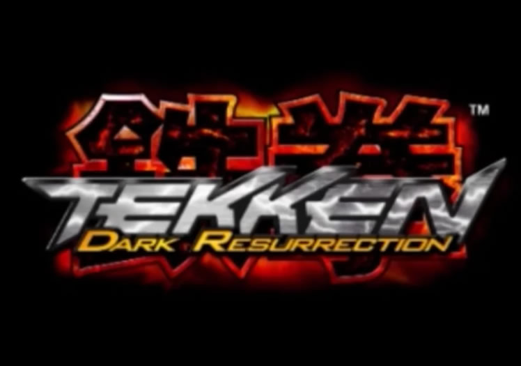Tekken: Dark Resurrection Press Disc - E3 Trailer