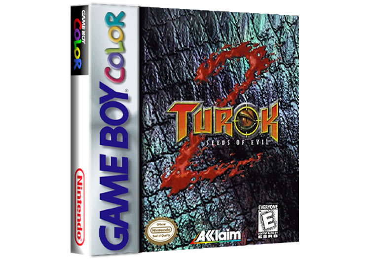 Turok 2 - Game Boy Color