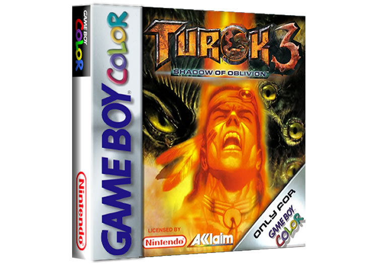 Turok 3 - Game Boy Color