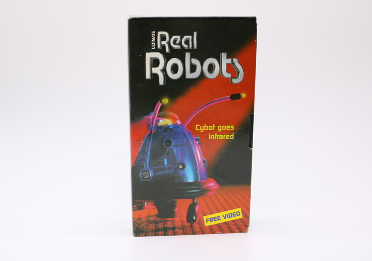 Ultimate Real Robots Promotional VHS Tape!