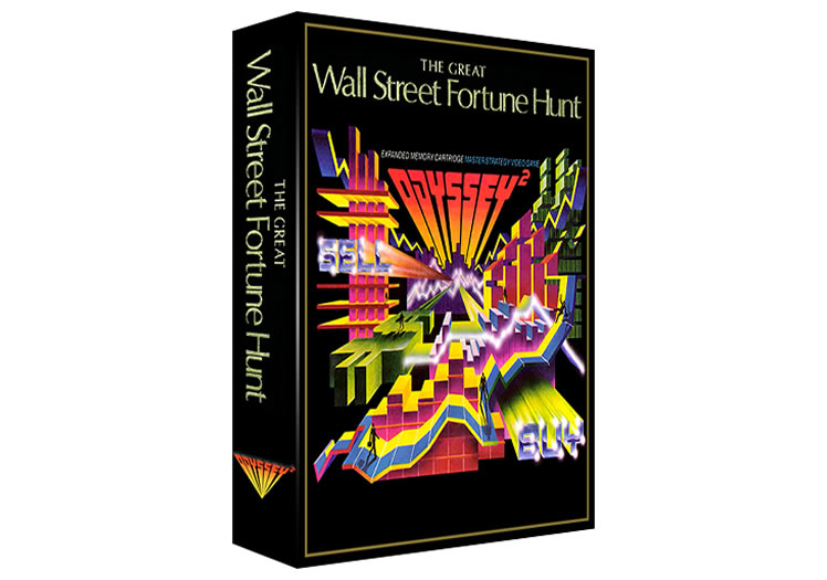 The Great Wall Street Fortune Hunt - Magnavox Odyssey 2