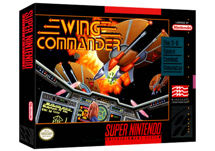 Wing Commander - Super Nintendo