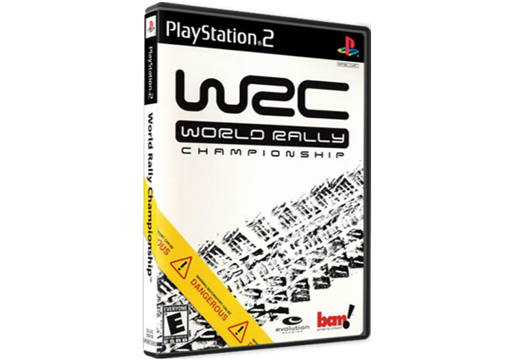 World Rally Championship - PlayStation 2
